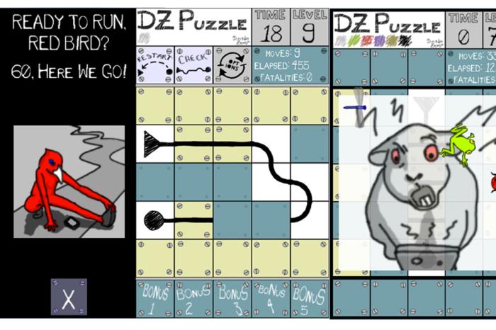 Dz Puzzle App Review