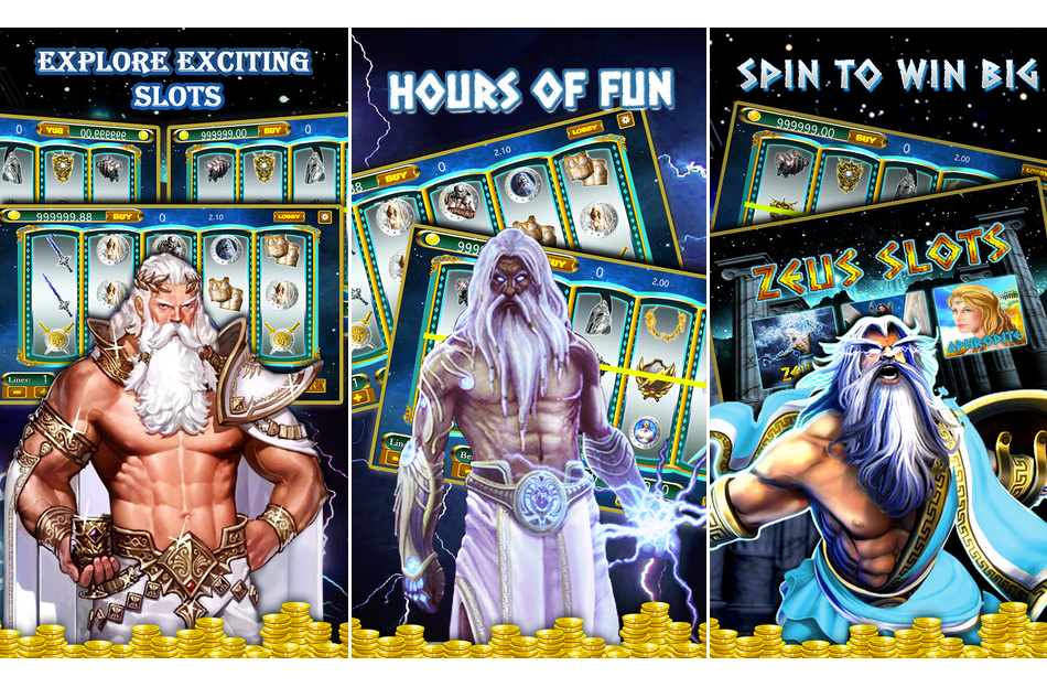 Zeus Slots App Free