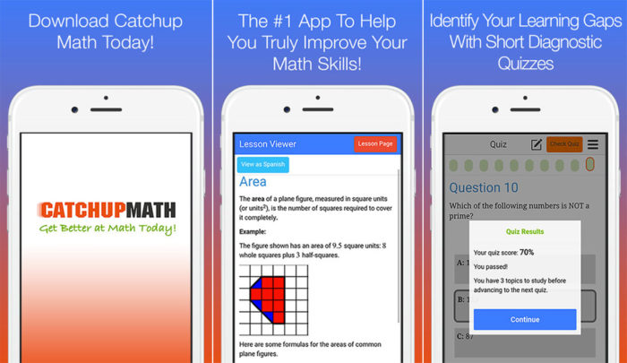 Catchup Math - App Review